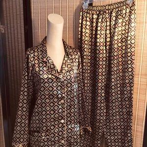 Vintage Victoria's Secret Pajamas EUC